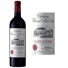 Chateau Chevrol Bel Air