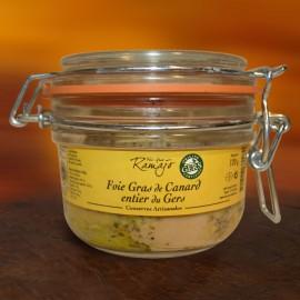 Foie gras de canard entier 120 g