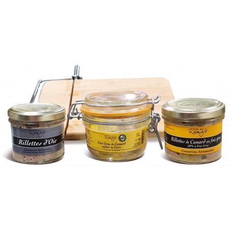 dégustation foie gras