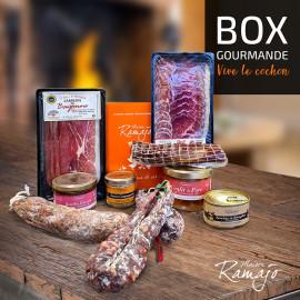 La box gourmande vive le cochon - Maison Ramajo
