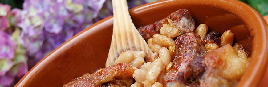 Confit de Canard, Oie & Porc, Vente de Plat Cuisiné