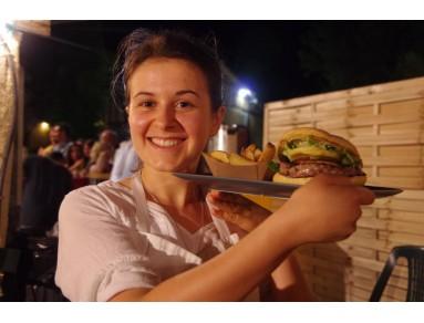 Recette de notre hamburger au foie gras