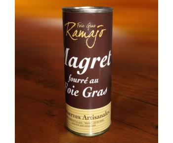 A la découverte du magret fourré au foie gras