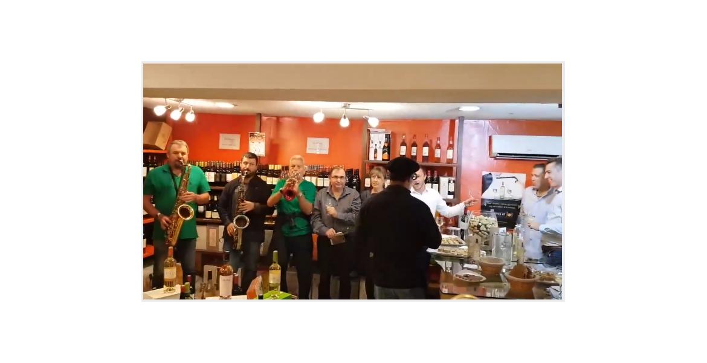 Soirée colombelle au comptoir de Tistou - Maison Ramajo